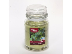 FRESH EUCALYPTUS MINT